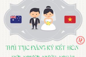 Em sửa tít lai: Thủ tục đăng ký kết hôn với người nước ngoài theo luật mới